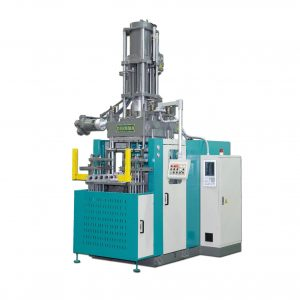 Rubber molding machine