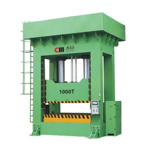 Servo Frame Type Hydraulic Press Double Action