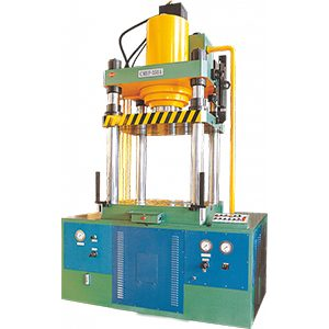 Four Pillar Double Action Hydraulic Press