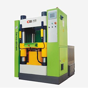 Servo Double Action Four Pillar Hydraulic Press