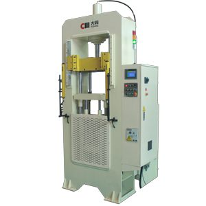Servo Hydraulic Press